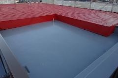 ウレタン防水 通気緩衝工法