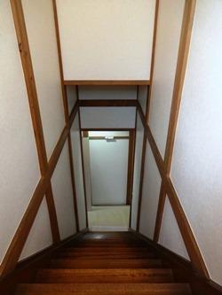 階段回り 施工後