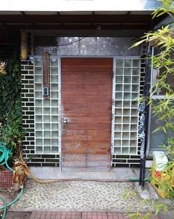 玄関ドア 交換前