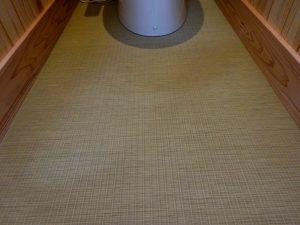畳風フロアタイル