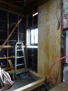 耐震工事 構造用合板