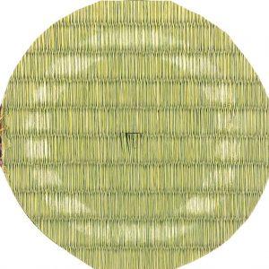 耐摩耗試験 い草畳