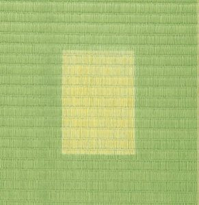 退変色比較試験 い草畳