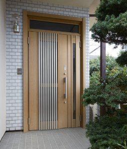 玄関ドア4
