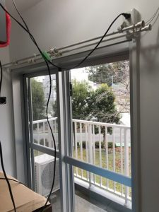 窓交換工事 カバー工法